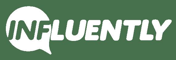 Influently Logo Weiß